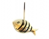 Fish Letter Spike by Walter Bosse, 12 cm T, Unmarked