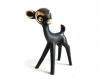 Deer by Walter Bosse, 11 cm T, Unmarked