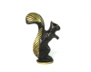 Squirrel by Walter Bosse, 4.8 cm, Unmarked