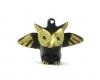 Walter Bosse Owl Charm, Unmarked