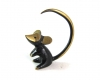 Standing Mouse by Walter Bosse, 3.8 cm H, Unmarked