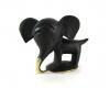 """Elephant by Walter Bosse, Marked """"Bosse Austria"""""""