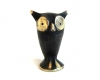 "Eagle Owl by Walter Bosse, Marked ""Baller Austria"""
