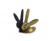 Walter Bosse Pair of Rabbits