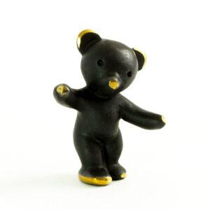 """Walter Bosse Brass Bear Figurine — """"Bär"""" — 2037"""
