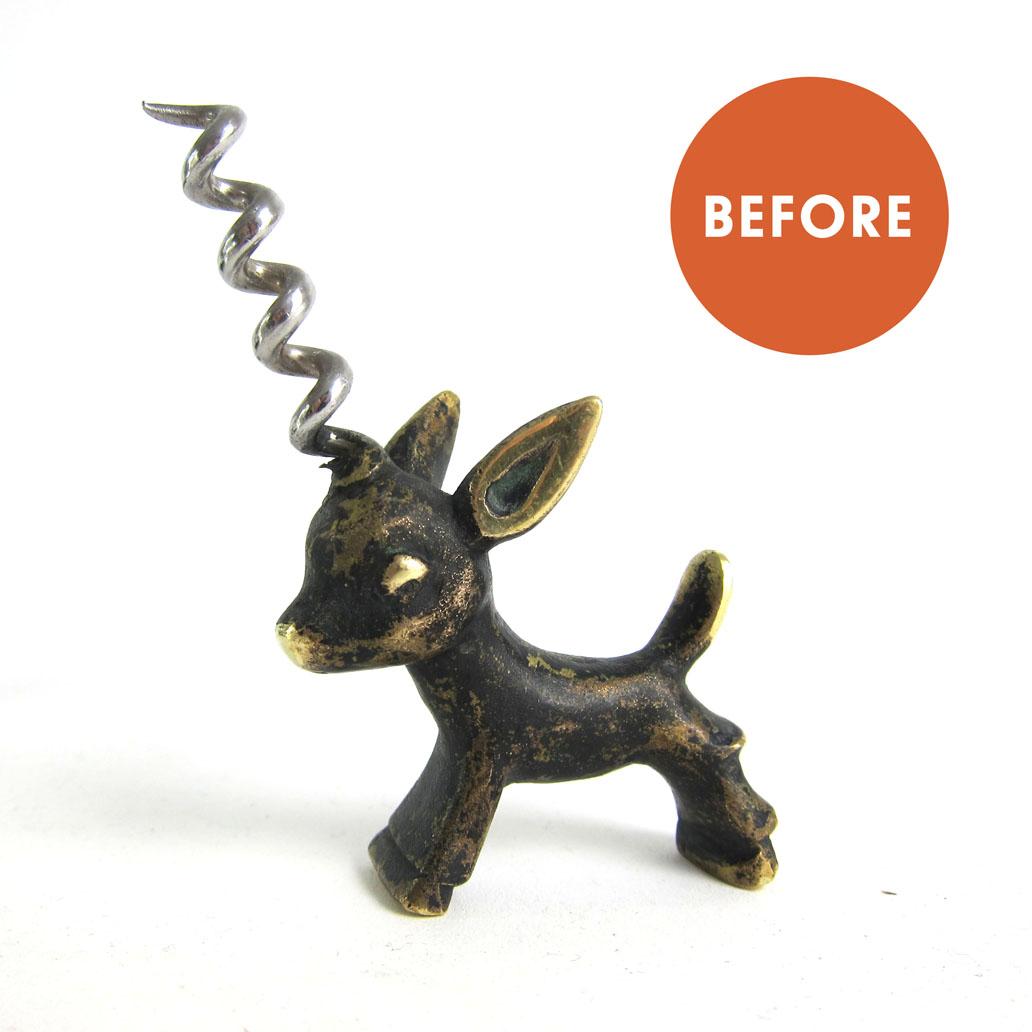 Walter Bosse Goat Corkscrew Restoration