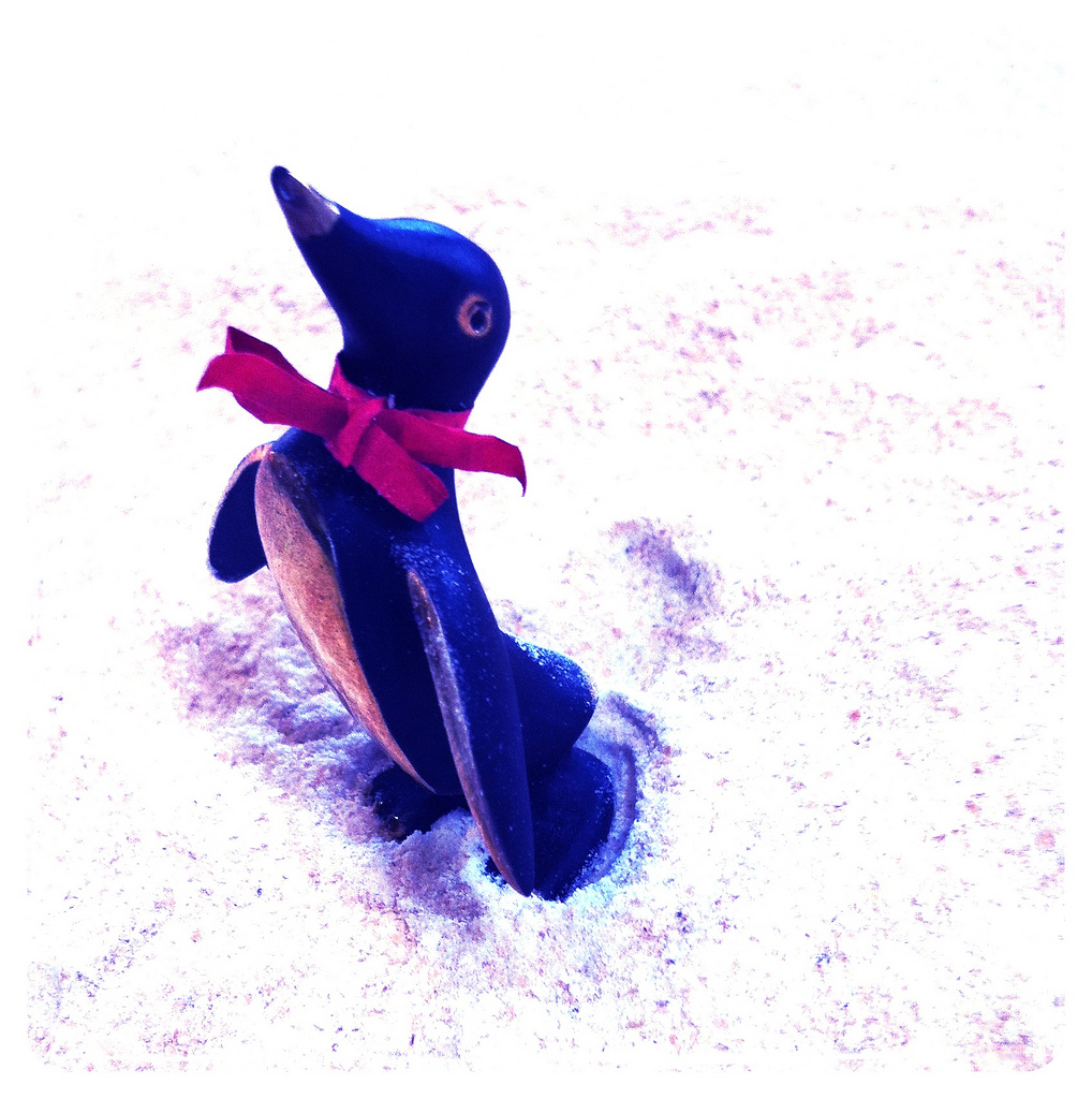 Walter Bosse Penguin Figurine