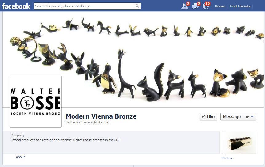 Walter Bosse Facebook Page