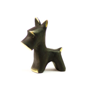 Walter Bosse Scottie dog figurine (BO19)