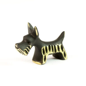 Walter Bosse Scottish Terrier Figurine