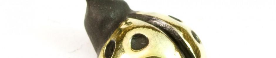 Walter Bosse Ladybug Figurine