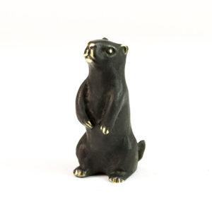 Walter Bosse Groundhog Figurine