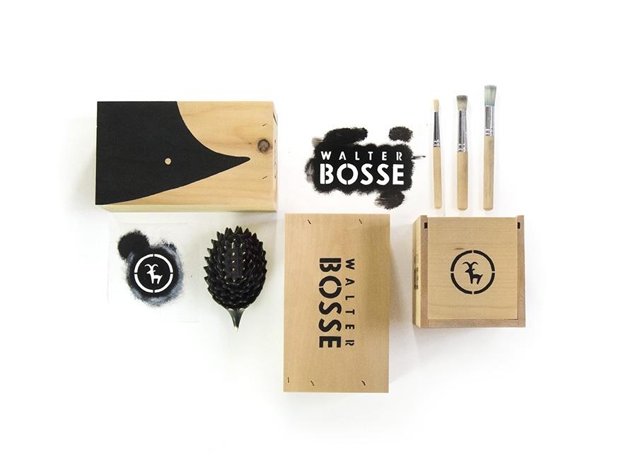 Walter Bosse Hedgehog Boxes