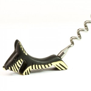 Walter Bosse Scottish Terrier Corkscrew