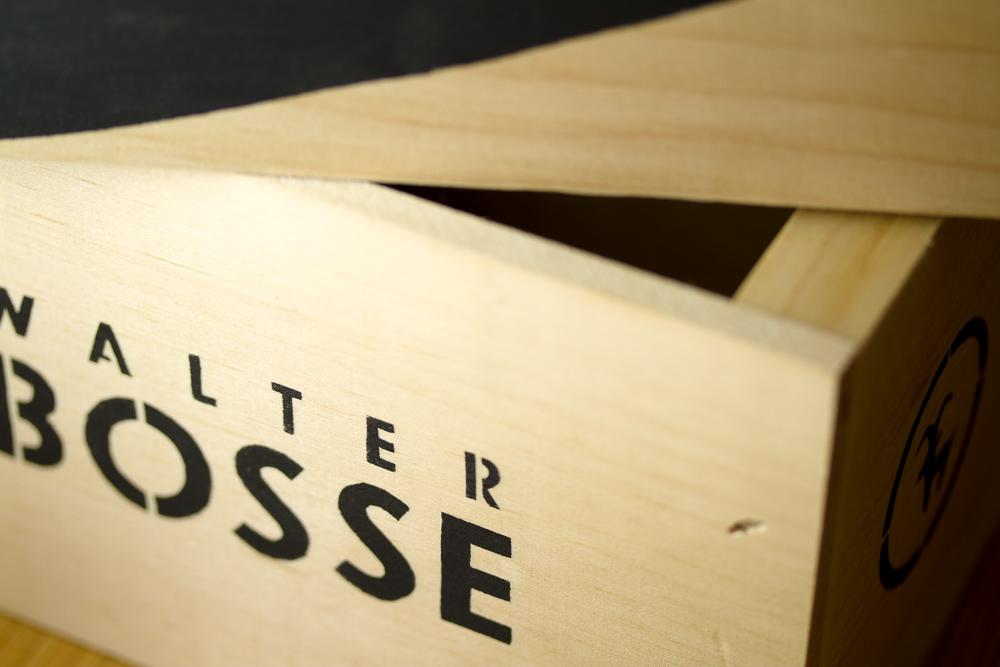 Water Bosse Custom Hedgehog Box