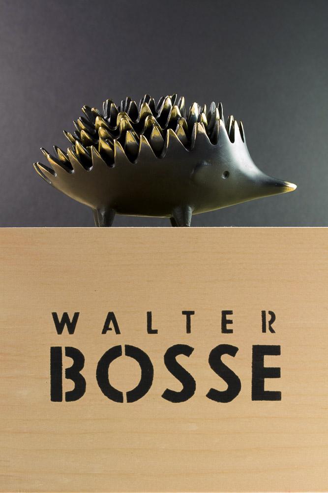 Walter Bosse Hedgehogs Noir
