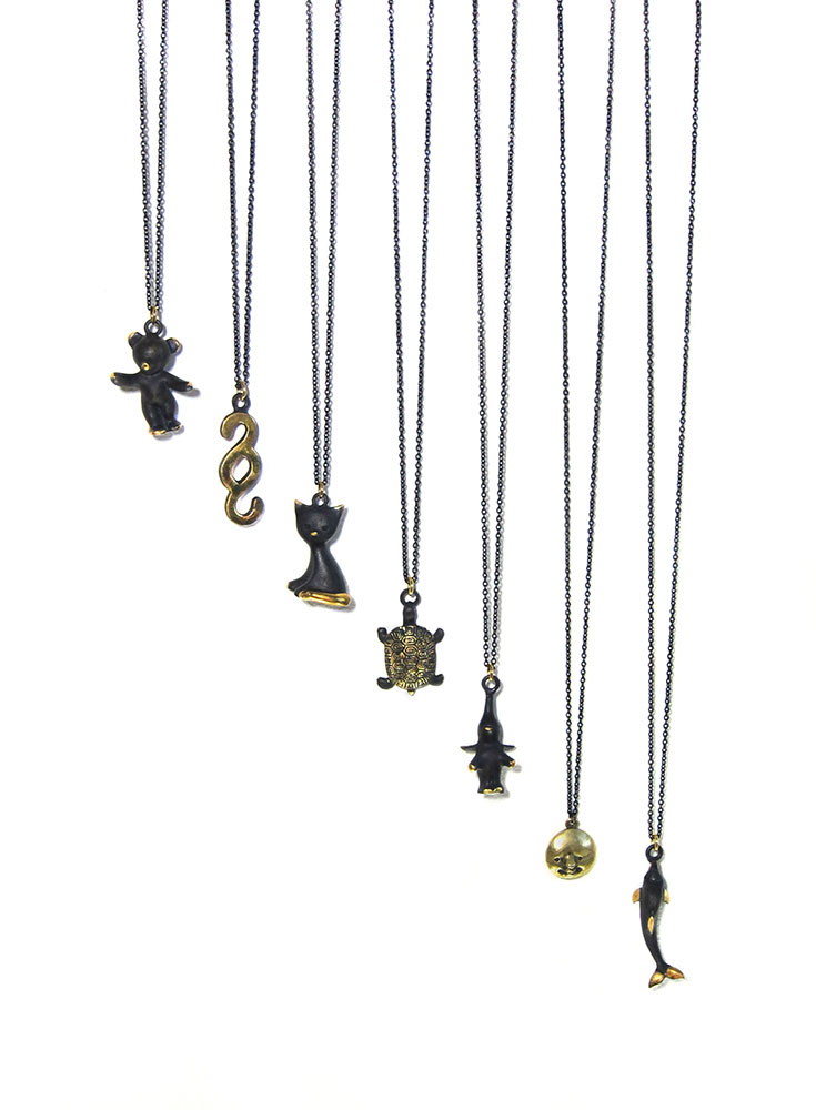 Walter Bosse Necklace Collection
