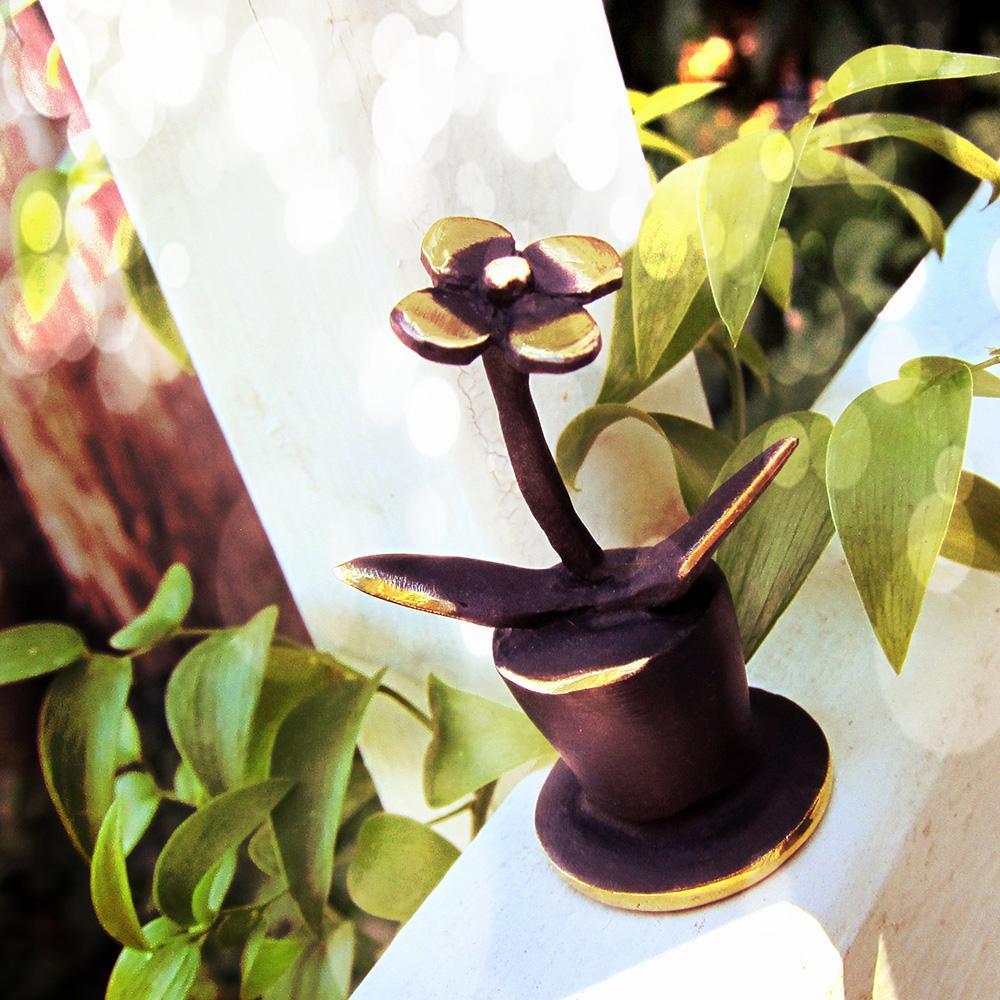 Walter Bosse Flower Pot