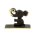 H01 - Hagenauer Brass Elephant