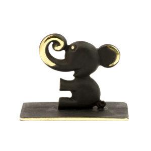 H01 – Hagenauer Brass Elephant
