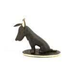 H011 - Hagenauer Brass Kangaroo