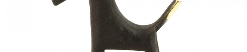 H013 - Hagenauer Brass Terrier