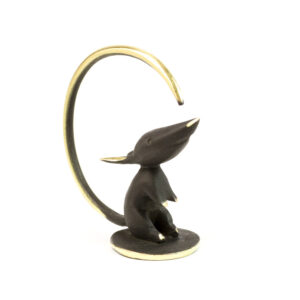 H022 – Hagenauer Brass Mouse