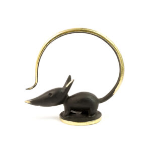 H023 – Hagenauer Brass Mouse