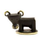 H024 - Hagenauer Brass Cow