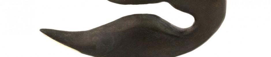 H028 - Hagenauer Brass Bird