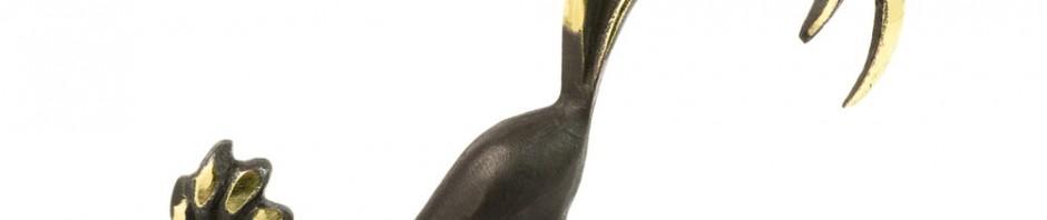 H029 - Hagenauer Brass Rooster