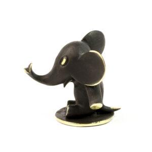 H04 – Hagenauer Brass Elephant