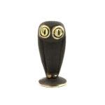 H32 - Hagenauer Bronze Owl