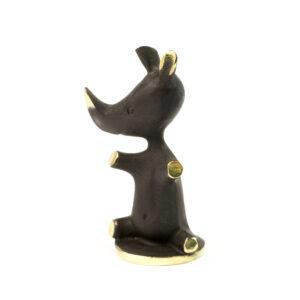 H47 – Hagenauer Brass Rhino
