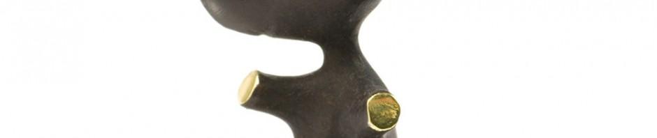 H47 - Hagenauer Brass Rhino