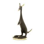 H53 - Hagenauer Brass Kangaroo