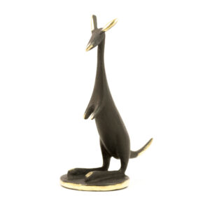 H53 – Hagenauer Brass Kangaroo