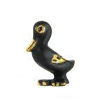 Walter Bosse Brass Duck Figurine — Ente — 2080