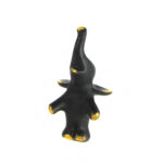 "Walter Bosse Brass Elephant Figurine — ""Elefant"" — 5093"