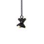 """Walter Bosse Brass Bear Necklace — """"Bär"""" — 1054N"""