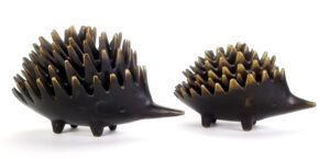 Walter Bosse XL Hedgehog Ashtray
