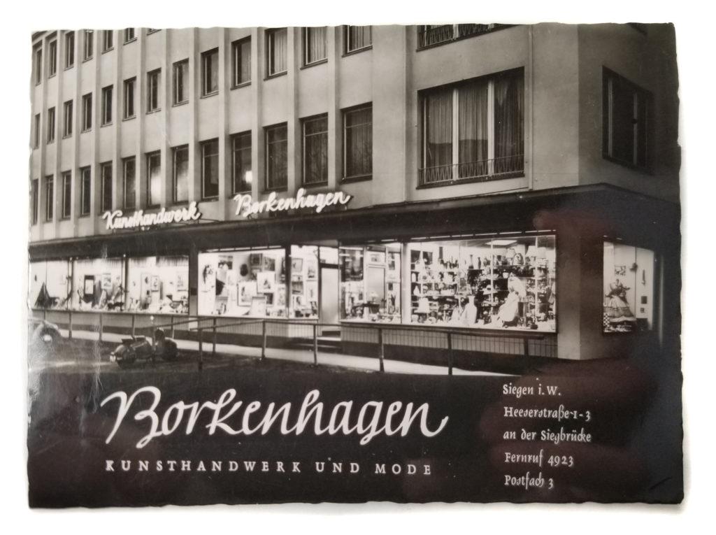 Borkenhagen Kunsthandwerk und Mode