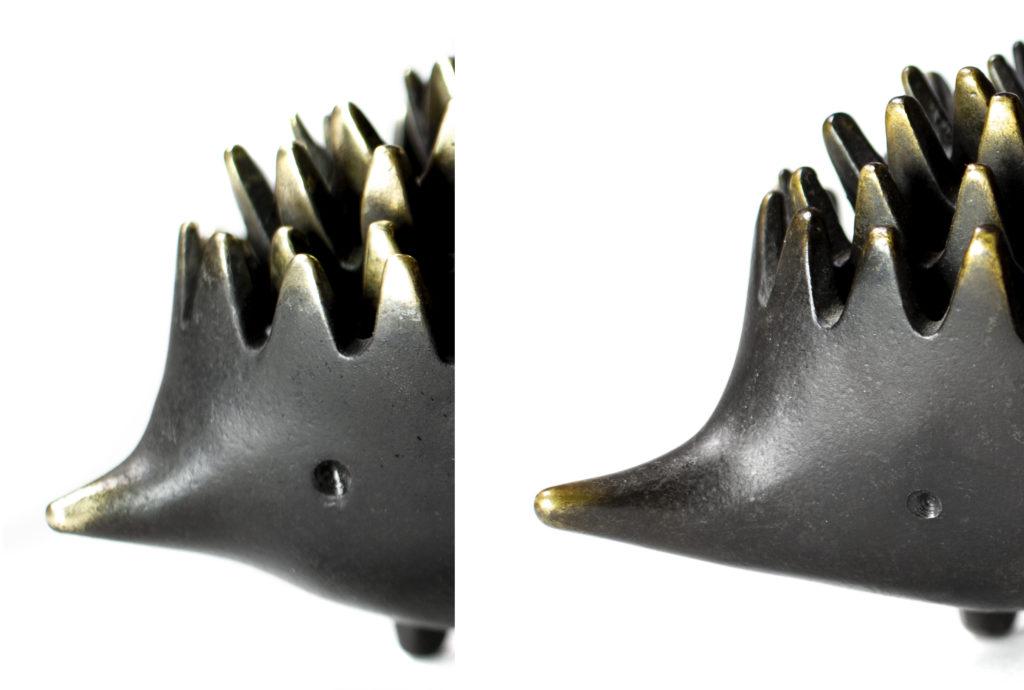 Walter Bosse hedgehogs short nose