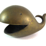 Walter Bosse Whale Ashtray