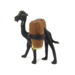Walter Bosse Camel Holder with Salt and Pepper Shakers