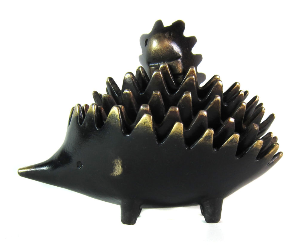 Walter Bosse Hedgehog Ashtray