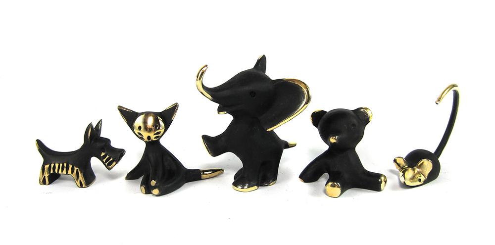 Walter Bosse Figurines