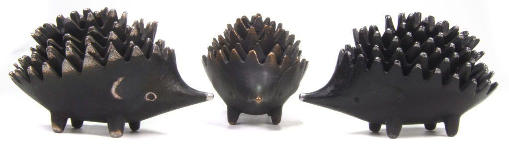 Walter Bosse Steel Hedgehogs