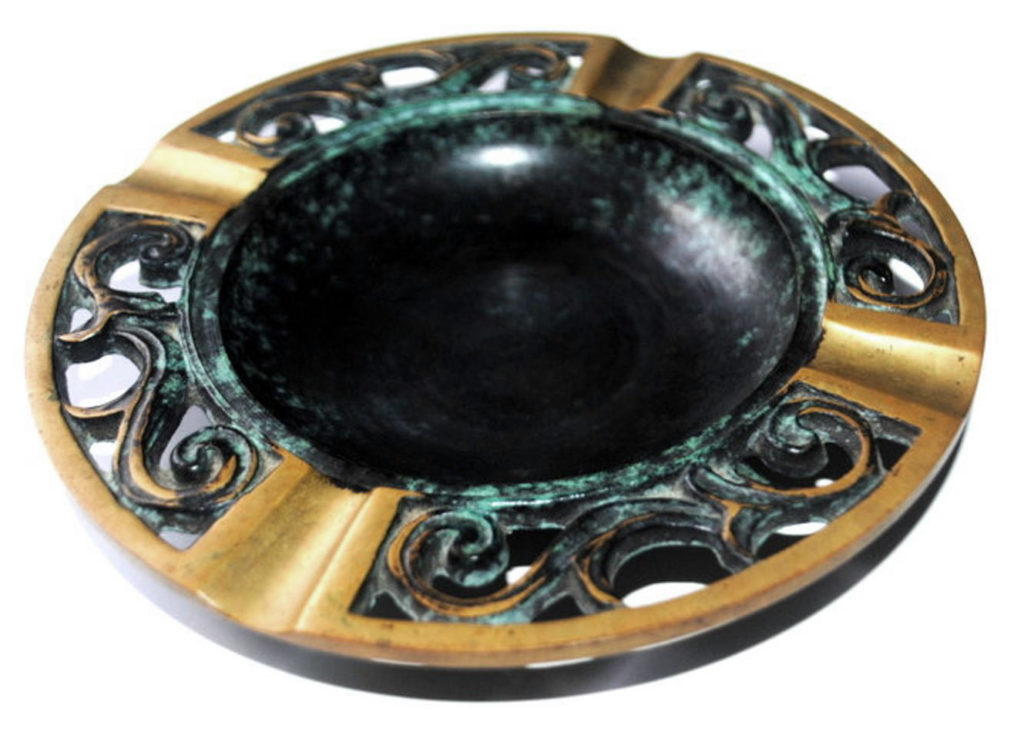 M.I. Germany - Etruscan Ashtray