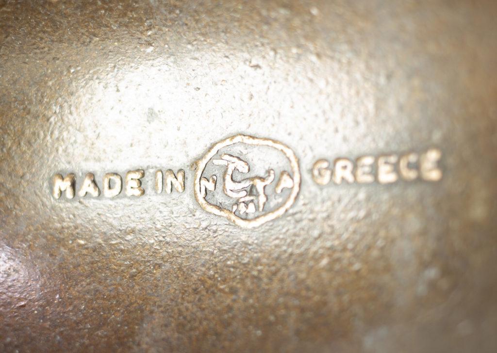Made in Greece Mark - Hedgehog Ashtrays